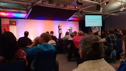 TestBash Brighton 2018 - A first-timer's impressions