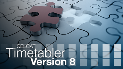 CELCAT Timetabler Version 8