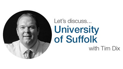 University of Suffolk timetables improve student satisfaction