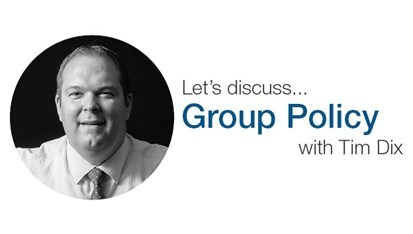 Group Policy Enhancements – Save Time Managing Activity Groups